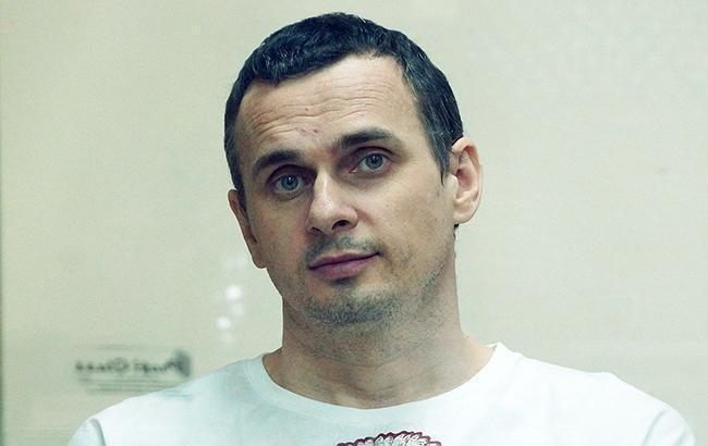 Сенцов получил премию Платформы европейской памяти и совести