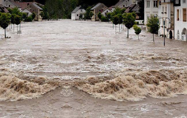 Від повеней в Бірмі постраждали 70 тис. осіб