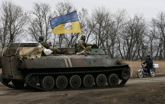 Новини АТО  Відвід озброєнь в районі Станиці Луганської відновлять 13  жовтня d8865d4ac0752