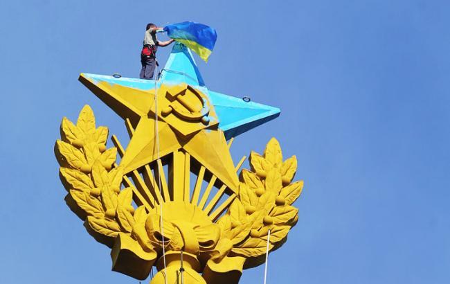 Фото: московская высотка на Котельнической набережной