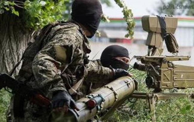Фото: Боевики у Авдеевки заговорили по-украински (donbass.ua)