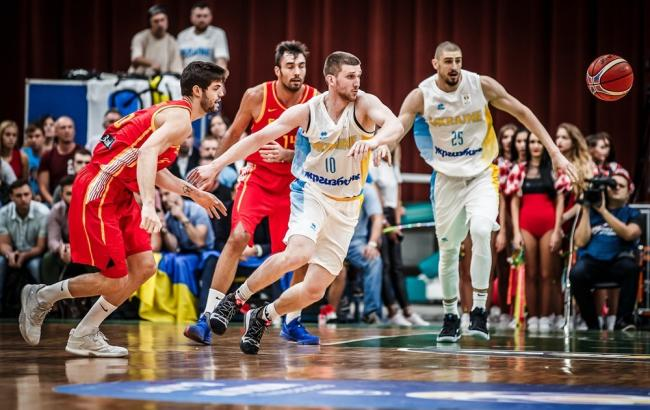 Сборная Украины по баскетболу переиграла Испанию в отборе на ЧМ-2019