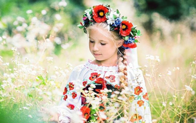 Пятилетняя украинка с Донбасса впечатлила соцсети