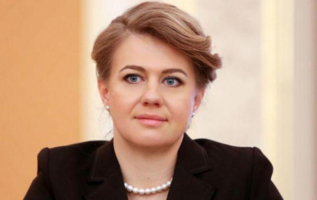 Фото: Владислава Рутицька йде у відставку