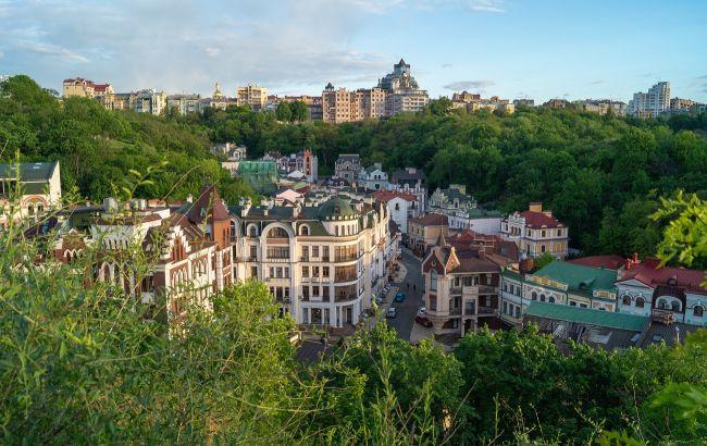 Киев на велосипеде: знакомимся с историческим центром