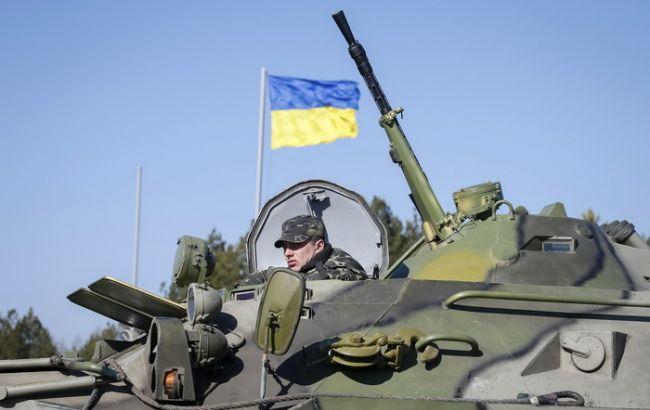 Фото: военные учения