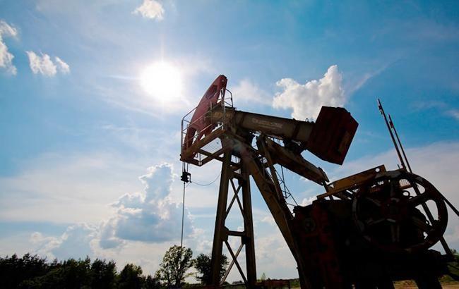 Фото: добыча нефти (ukrnafta.com)