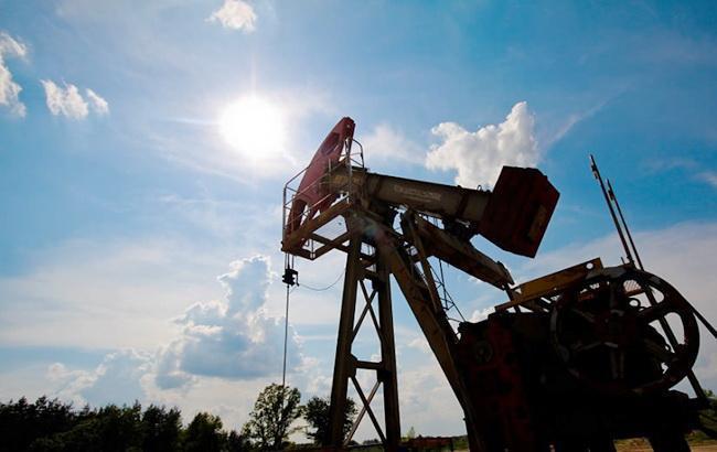 Ціна нафти Brent опустилася нижче 72 доларів за барель