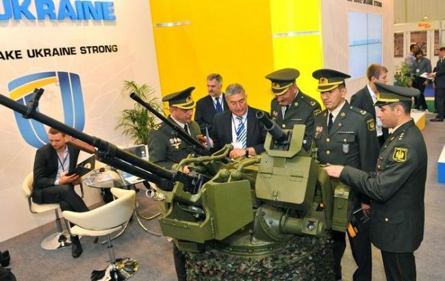 """Голова """"Укроборонпрому"""" розповів, куди експортується українська зброя"""