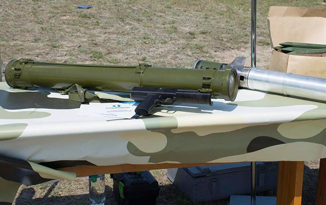 «Укроборонпром» почав виробництво нових реактивних вогнеметів
