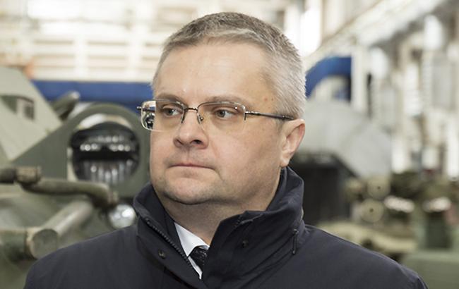Кабмин предложит Президенту сократить руководителя Укроборонпрома