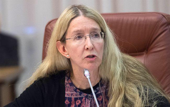 Министр здравоохранения Уляна Супрун намерена ввести в Украине систему госпитальных округов