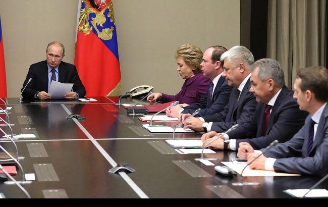 Фото: совещание (kremlin.ru)