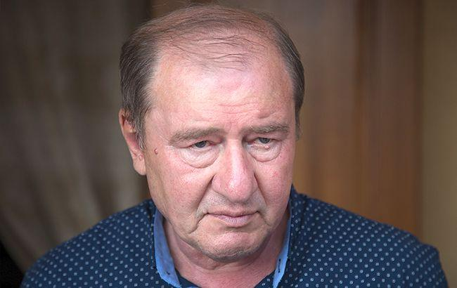 Фото: Ильми Умеров прошел принудительное психиатрическое лечение