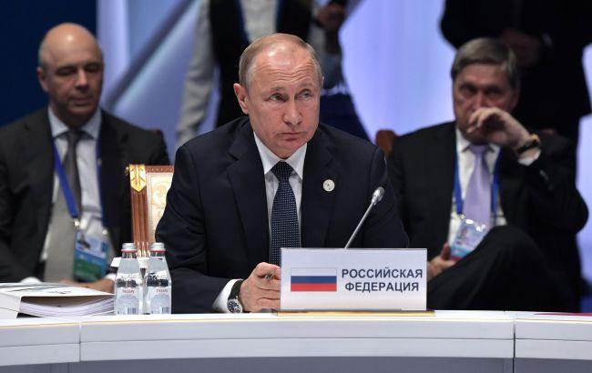 Путін відповів на пропозицію Зеленського про новий формат переговорів