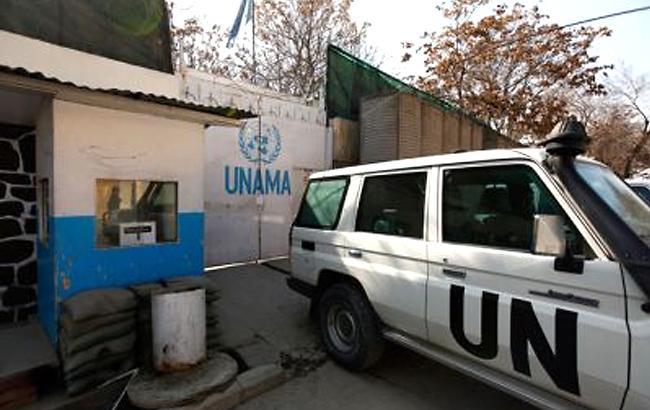 Теракт в Кабулі: бойовики напали на автомобіль місії ООН, є загиблий