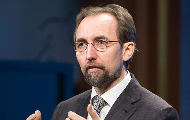 Радбез паралізований правом вето, - комісар ООН