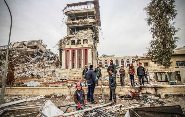 Фото: война в Сирии (un.org)