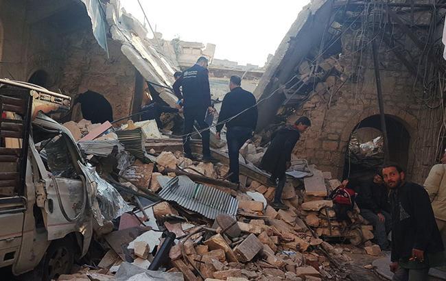 В ООН заявили про 1000 жертв авіаударів у Сирії за перший тиждень лютого