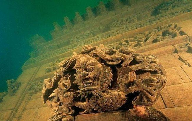 Сім підводних міст, які існують насправді