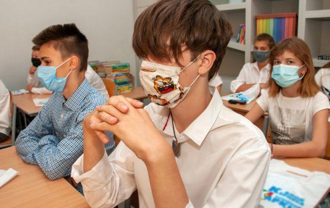 В КГГА объяснили, как изменились правила в школах Киева после выхода из локдауна