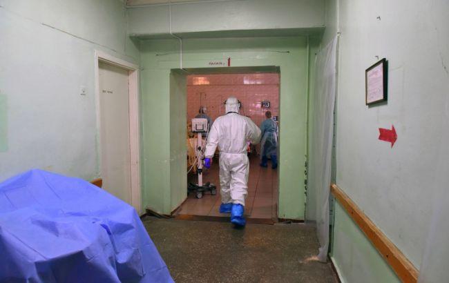 Заболеваемость снижается: в Украине свободны более 70% кроватей для COVID