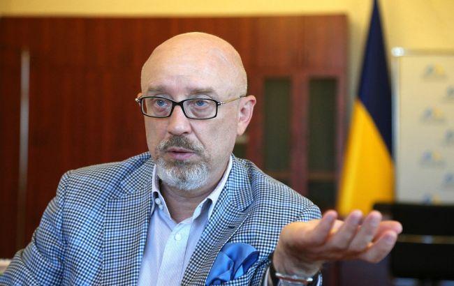Резніков поскаржився НАТО на Росію: блокує переговори шантажем та ескалаціями