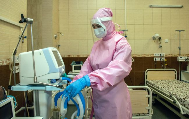 В Україні скорочується рівень COVID-госпіталізацій: відповідають нормі вже 5 регіонів