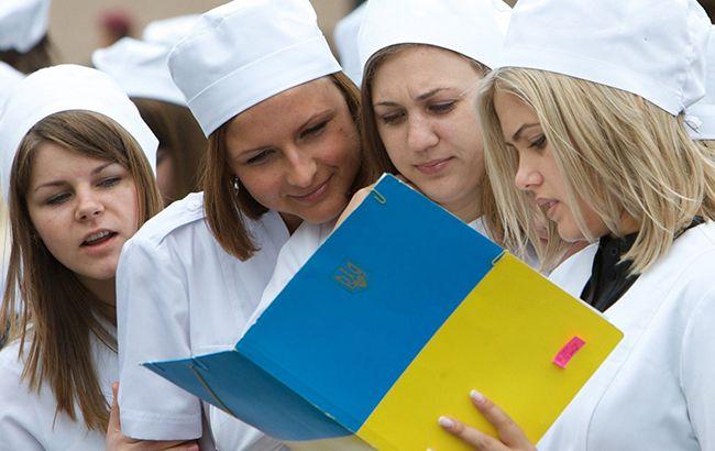Студенты-медики будут сдавать экзамены по международным стандартам (УНИАН)