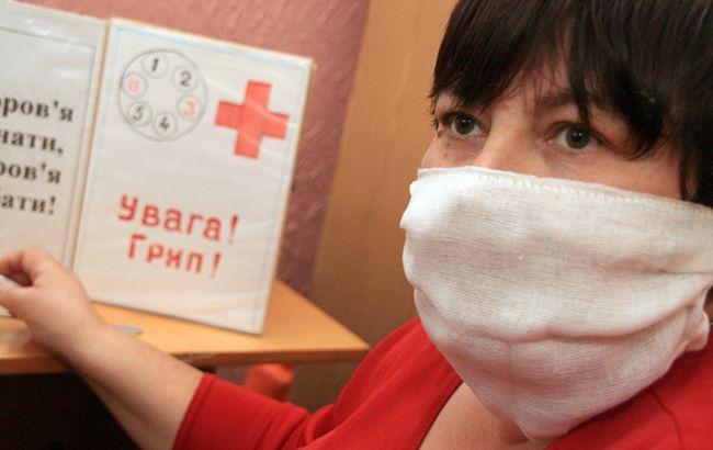Захворюваність на грип та ГРВІ в Києві пішла на спад