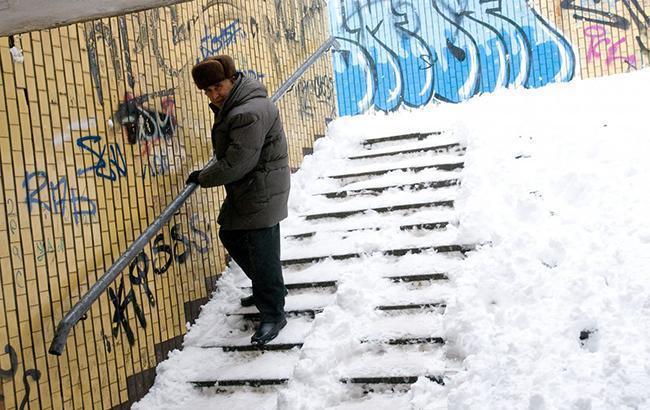 Синоптики предупреждают обухудшении погодных условий вУкраинском государстве