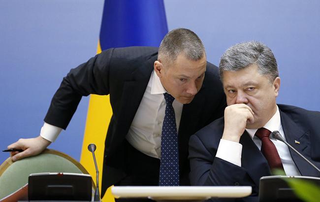 Порошенко уволил Ложкина из Нацинвестсовета после расследования по UMH, - Al Jazeera