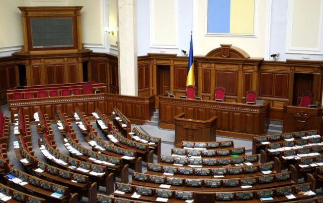 """""""Слуга народа"""", ОПЗЖ и """"Евросолидарность"""" лидируют в рейтинге партий"""