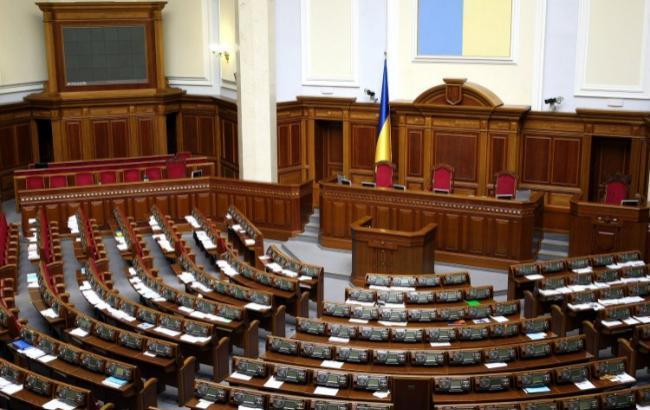 """Парубий показал """"тайны"""" здания украинского парламента"""