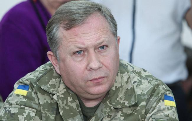Порошенко сократил руководителя СБУ Луганщины— Кадровые перестановки