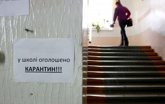 Грипп в Украине: в Мелитополе все школы закрыли на карантин