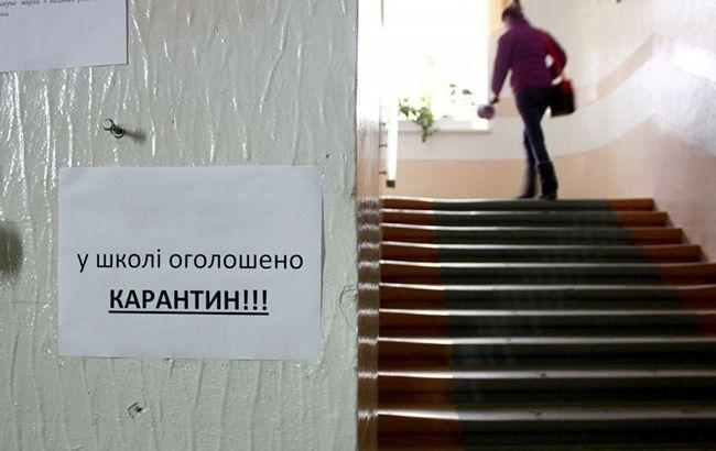 В Житомире школы закрывают на карантин