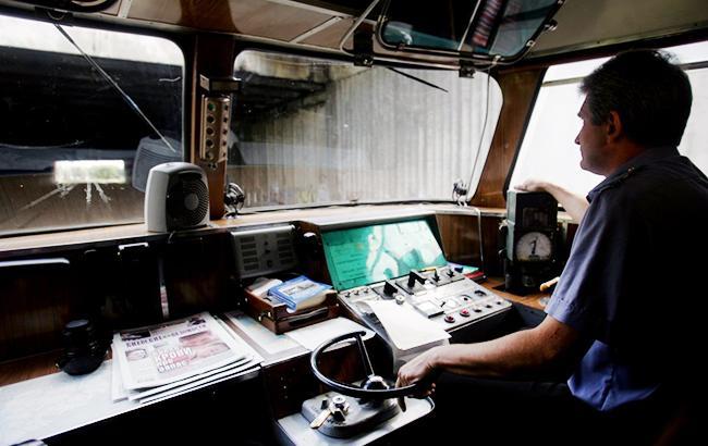 Машинисты локомотивов УЗ начали забастовку (фото УНИАН)