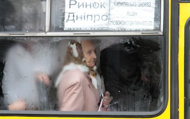 Фото: Пенсионерка (УНИАН)