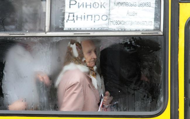 В Киеве ожидается очередное подорожание проезда в общественном транспорте
