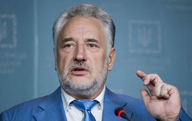 После трех лет работы главой Донецкой ВГА Павел Жебривский стал аудитором НАБУ (Фото: УНИАН)