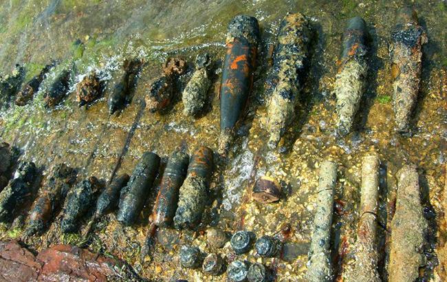В Киеве с начала года изъяли 517 взрывоопасных предметов времен Второй мировой войны