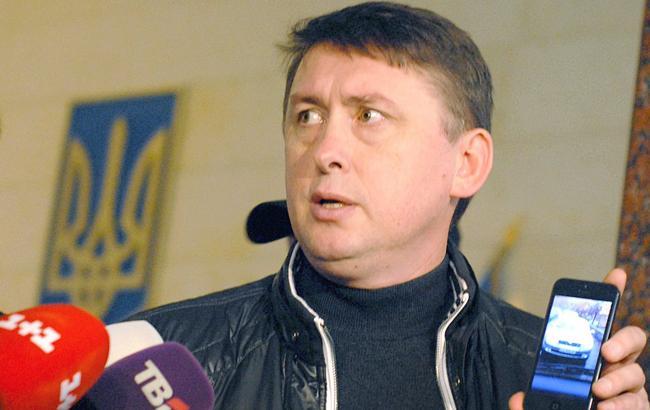 Суд дозволив затримати фігуранта касетного скандалу Мельниченка і арештував його майно