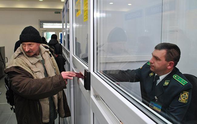 Раді рекомендують передбачити в'їзд іноземців в Україну лише за біометрикою