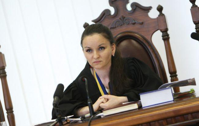 Судья Царевич вернулась в штат Печерского райсуда Киева