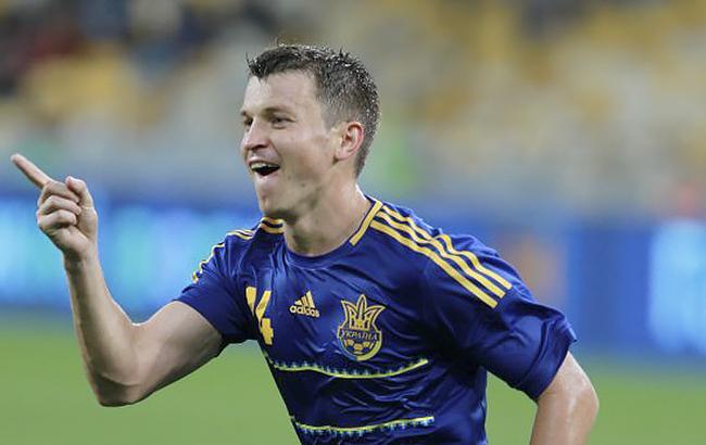 Капитан сборной Украины получил диплом тренера
