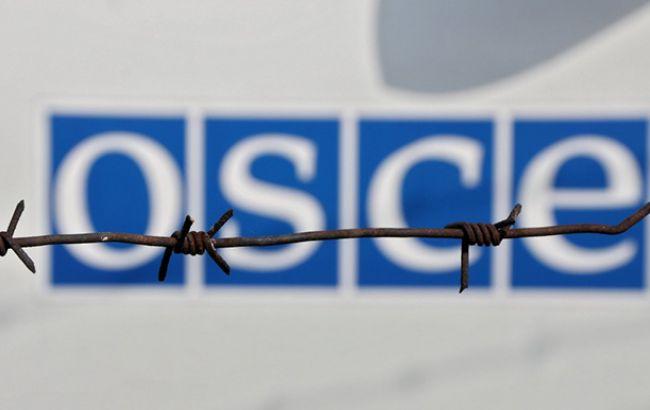 ОБСЄ зафіксувала зменшення кількості обстрілів в Донецькій області