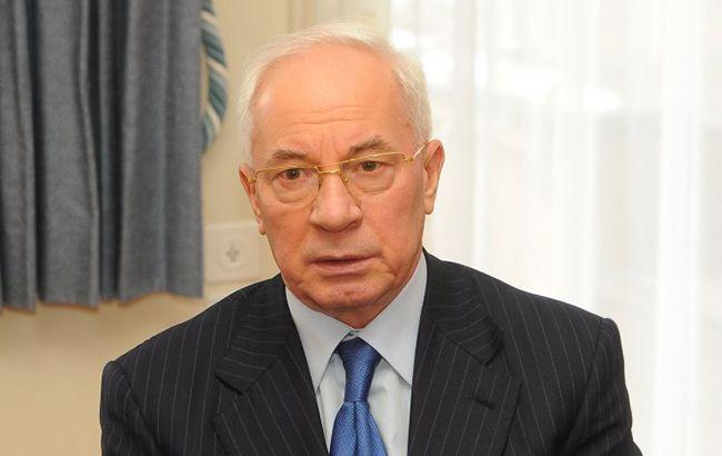 Справу Азарова передали до Вищого антикорупційного суду