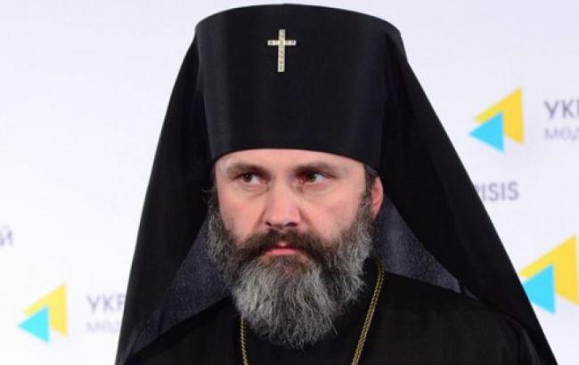 Архиепископа УПЦКП задержали навъезде вКрым