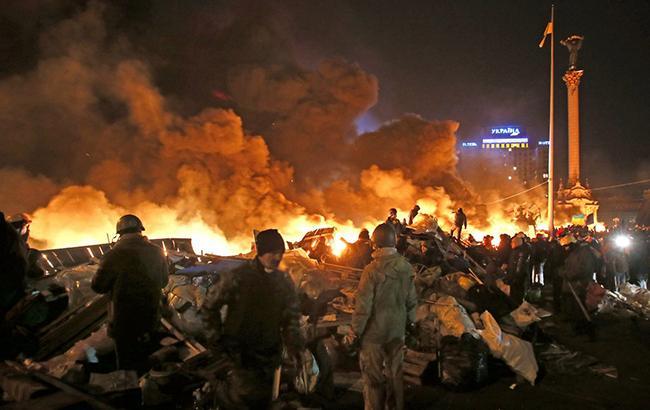 Фото: Майдан (Синица Александр/УНИАН)